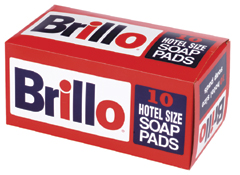 Brillo® Hotel Size Steel Wool Soap Pads