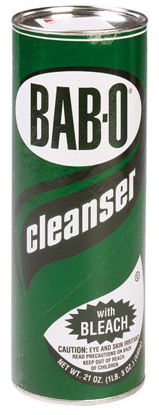 Bab-O® Cleanser