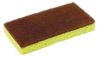 Walnut® Sponge N\' Scrubber