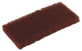 Heavy Duty Katydid™ Scrubber - Brown