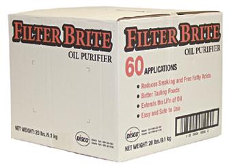 FilterBrite� Bulk